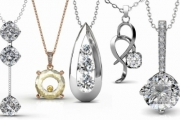 Stand Out from the Crowd with Dazzling Pendants Made with Crystals from Swarovski®! Ft. a Range of Elegant Shapes & Designs From Just $29