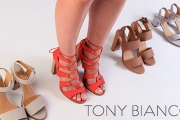 Update Your Shoe Wardrobe with the Tony Bianco Shoe Sale! Shop the Range of Summer Sandals, Ankle Boots & Flats from Just $39.95. Plus P&H