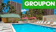 HAWAII w/ FLIGHTS Enjoy World-Famous Waikiki Beach with 5 Nights at Ramada Plaza, Waikiki! City View Room Close to the Heart of Waikiki