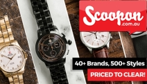 You'll Find the Perfect Watch w/ the Mega Watch Sale! Shop Over 500 Styles from Seiko, Fossil, Adidas, Casio G-Shock, Skagen, Citizen & More