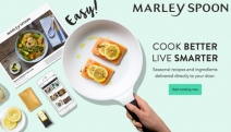 Everything You Need for Healthy, Delicious Cook-at-Home Meals Delivered to Your Door from Marley Spoon! Opt for Ingredients for Up to 4 Meals Per Week