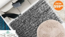 Spruce Up Your Space w/ a Range of Shag & Ultra Plush Rugs! Choice of Round & Rectangle Designs. Ft. Non-Shed Design + Stain & Spill Resistant