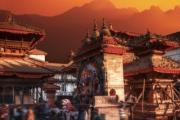 NEPAL & TIBET w/ INTERNAL FLIGHTS Explore the Breathtaking Himalayas w/ a 15-Day Tour, Incl. Accommodation w/ 5* Stay in Kathmandu, Brekkie & More