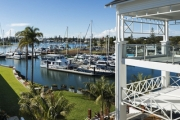 PORT MACQUARIE Up to 2-Night Waterfront Bliss @ 4.5* Sails Port Macquarie By Rydges! King Room Stay for Two w/ Late Check-Out, Welcome Drink & More