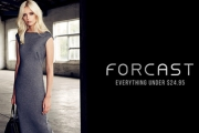 Update Your Wardrobe for Less w/ the Stylish & Sophisticated Collection from Forcast. Shop Tops, Dresses, Skirts & More - All Under $25! Plus P&H