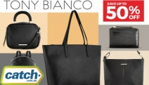 Complete Your OOTDs with Fashionable Bags & Wallets from Tony Bianco! Enjoy Savings of Up to 50% Off with Crossbodies, Totes, Backpacks & More