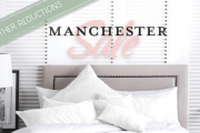 Cosy Up All Year Round w/ the Massive Manchester Sale! Stock Up on Essentials Incl. Quilts & Covers, Throws, Pillows, Sheets, Towels & Lots More