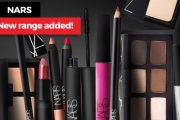 Put Your Best Face Forward with the NARS Cosmetics Sale! Shop Lipsticks, Liners, Eyeshadows, Foundations, Compacts & More in a Great Range of Colours