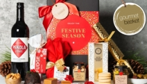 Bring Good Cheer this Festive Season with Gourmet Basket Christmas Gift Hampers & Baskets! Shop from a Range of Goodies for Corporate, Friends & Family