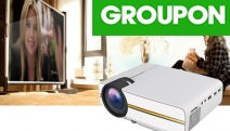 Project Life's Special Moments Wherever You Go w/ a Portable LCD Projector! Suitable for Classrooms, Home Entertainment or Conference Rooms