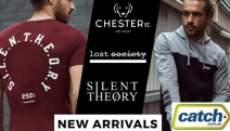 Gents Put Your Most Stylish Foot Forward with the New Men's Casual Apparel Sale! Shop Hoodies, Sweaters & More from Silent Theory, Lost Society & More