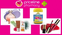 Look Good, Live Well & Feel Great w/ Priceline Pharmacy! Makeup, Skincare, Fragrances, Vitamins & More from the Biggest Brands - Revlon, Schick & More