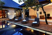 BALI 5 Nights of Balinese Luxury @ the Award-Winning The Wolas Villas in Seminyak! 1-Bedroom Pool Villa with Dining, Cocktails, Pampering & More for 2