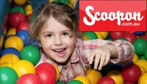 Let Your Littlies Go Wild w/ a Play Pass at Funtastic4Kids Play Centre! Ball Pit w/ Slides, Trampoline & More. Opt for a Birthday Party Package