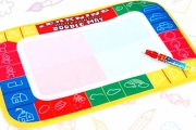 Get Creative w/ a Magic Water Doodle Mat! Simply Fill the Pen w/ Water, Draw On the Mat & Wipe it Away when You Want to Have a Blank Canvas Again!