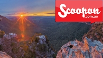 BLUE MOUNTAINS Escape the City Rat Race w/ Your Choice of Camping & Hiking Adventures! Incl. Sydney Transfers, Expert Guides, Gear, Meals & More