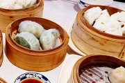 Put the YUM Back in Yum Cha w/ a 10-Course Feast @ Golden Times Chinese Restaurant! Think Pork Dumplings, Soya Soft Noodles, BBQ Pork Buns & More