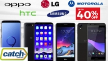 New Year, New Phone! Don't Miss the Mobile Phone Mania Sale! Grab Up to 40% Off LG K4 2017 Smartphone, HTC Desire 650, Huawei Nova 2 Lite & More