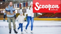 Round-Up Family & Friends for a Chilling Session of Ice Skating @ Ice Zoo, Alexandria! Includes Skate Hire. Valid for Child, Adult & Family Pass