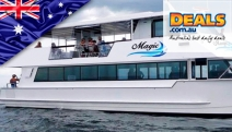 Celebrate Australia Day on the Water w/ a Sydney Harbour Cruise, Incl. Canapes, Buffet & Soft Drinks! Day or Night Cruise w/ Fireworks Display