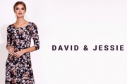 Shop the David & Jessie Fashion Collection @ Amazing Prices! Shop Knits, Jumpers, Dresses, Jackets, Pants, Skirts & More. Plus P&H