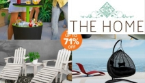 Soak Up the Summer Sun w/ Up to 71% Off a Range of Outdoor Furniture! Ft. Swing Chair Hammocks, Sun Loungers, Cantilever Umbrellas, Gazebos & More