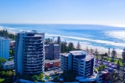BURLEIGH HEADS, QLD 3N Beachfront Break @ Ambience on Burleigh Beach! 1-BR Apartment w/ Wine, Late Checkout & More. Opt for 2 or 3-BR Apartment