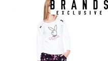 You Won't Want to Sleep w/ the Feminine, Playful & Comfy Sleep & Loungewear from Playboy! Shop PJ Sets in a Range of Cute Designs. Plus P&H