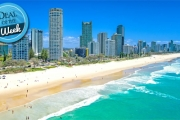 GOLD COAST 3N Super-Stylish Beach Getaway @ QT Gold Coast. Automatic Ocean View Room Upgrade for 2 or Family of 4. Daily Brekkie, 1pm Checkout & More