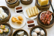 Put the Yum in Yum Cha w/ a 10-Dish Yum Cha Banquet for 2 at Suncrop Seafood Restaurant! Think Scallop Dumplings, Fish Cake, BBQ Pork Buns & More