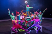 Step Right Up to Zirka Circus Australia for Tickets to 'Send In The Clowns'! Be Amazed by Death-Defying Stunts, Magic, Juggling & More. Multiple Dates