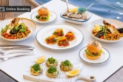 Treat Someone Special to a Waterfront 5-Course Seafood Brunch @ Shed at Akuna Bay, Ku-ring-gai Chase National Park! Opt w/ Bottomless Prosecco