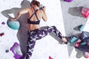 You'll Be Climbing the Walls w/ a 1-Day Bouldering Pass at 9 Degrees Climbing Gym, Alexandria! Incl. Shoes & Chalk. No Ropes or Harnesses Required