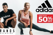 Sweat it Out in Style with Up to 50% Off Adidas Sports Apparel! Get Your Hands on these Workout Staples Incl. Tank Tops, Hoodies, Leggings & More