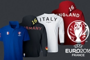 Calling All Soccer Fans! Game On with the Range of UEFA Merchandise. Shop Jerseys, Polos, T-Shirts & More for Your Favourite European Country