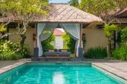 BALI Discover Seminyak's Best-Kept Secret w/ 6 Days @ the Award-Winning Uma Sapna in a 1-Bedroom Pool Villa! Incl. Brekkie, Spa Treatments & More