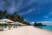 BORACAY 5* Private Beachfront Luxury w/ 5 Nights at the Mövenpick Resort & Spa! Incl. Brekkie, Nightly Dinners, Daily Cocktails, Massages & More