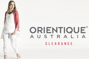 Orientique's Australian-Designed Collection Combines Classic Styling w/ Vivid Colour & Detailed Finishes! Kaftans, Dresses & More! Plus P&H