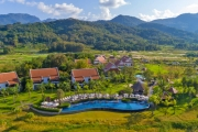 LAOS Be Immersed in Lush Nature w/ 4N at Brand-New Pullman Luang Prabang Laos! Deluxe Room for 2 w/ 5-Course Dining Experience, Thai Massages & More