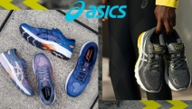 Put a Spring in Your Step with Up to 30% Off Select GEL-Kayano & GEL-Nimbus from ASICS! Enjoy Ultimate Support in Range of Styles for Men & Women