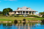 HARRINGTON, NSW Whisk Your Loved One to a 2N Tranquil Riverside Escape at Harrington River Lodge on the NSW Coastline! Meat Board, Wine & More