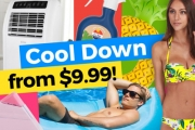 Keep Your Cool w/ the Beat the Heat Sale! Shop Swimwear, Air Cons, Fans, Insulated Flasks, BBQs, Beach Accessories, Sunscreen & More