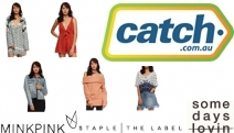 Ladies Shop Fab Fashion Apparel from Big Brands MINKPINK, Somedays Lovin, Staple the Label & More! On-Trend & In-Season Items at Exclusive Prices