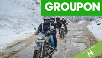 INDIA Thrill Seeker? See India from a Whole New Perspective w/ a 12N Himalayan Motorbike Tour! Travel the World's Highest Passes. Accom, Brekkie & More
