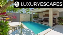 ULUWATU, BALI 5N Private Pool Villa Escape @ Prasana Villa by Arjani Resorts. Treat Yourself to Gourmet Dining & Massages. Upgrade to Bring the Family