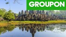 VIETNAM & CAMBODIA Picturesque 16-Day Tour through Vietnam & Cambodia! Journey through Hanoi, the Mekong Delta, Siem Reap & Halong Bay w/ Accom & More