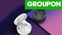 Listen Up! Grab a Pair of Wireless Bluetooth Earbuds w/ Built-In Microphone & Charging Box! Ft. Intelligent Noise Reduction & Lightweight Design