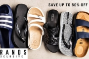 Hot Weather Calls for the Perfect Pair of Summer Sandals & Slides! Slip into Top Brands Birkenstock, Crocs & More. Men, Women & Kids at Up to 50% Off