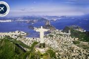 SOUTH AMERICA w/ FLIGHTS 17 Nights in Brazil, Argentina & Uruguay! 12-Night Ms Zaandam Cruise, Deluxe Hotels, Iguazu Falls, Buenos Aires Tour & More
