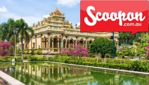 VIETNAM Soak Up Picturesque North & South Vietnam w/ a 10-Day Tour! Ho Chi Minh City, My Son Holy Land, Hanoi, Ha Long Bay & Beyond w/ Accom & More
